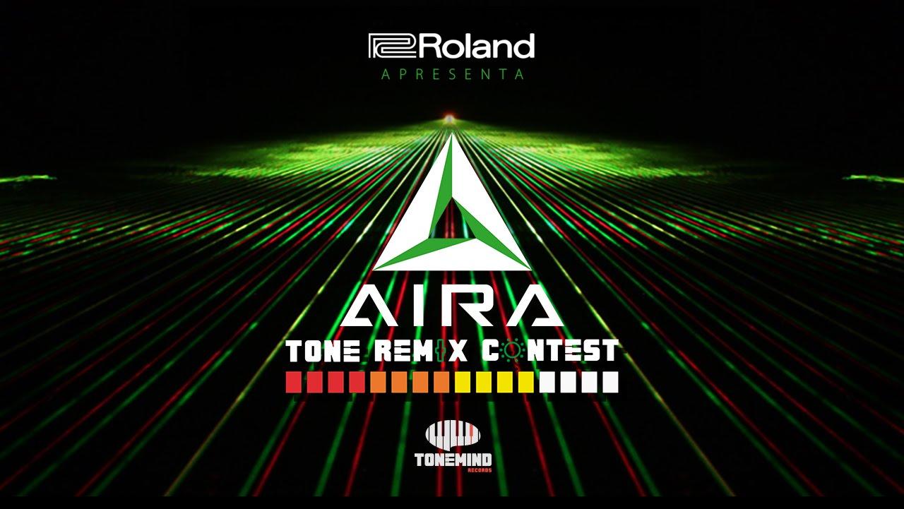 ToneMind Records e Roland Brasil promovem o maior concurso de remix do Brasil concurso, DJ, Remix, remix contest, roland brasil, toland aira, tone remix contest, tonemind records