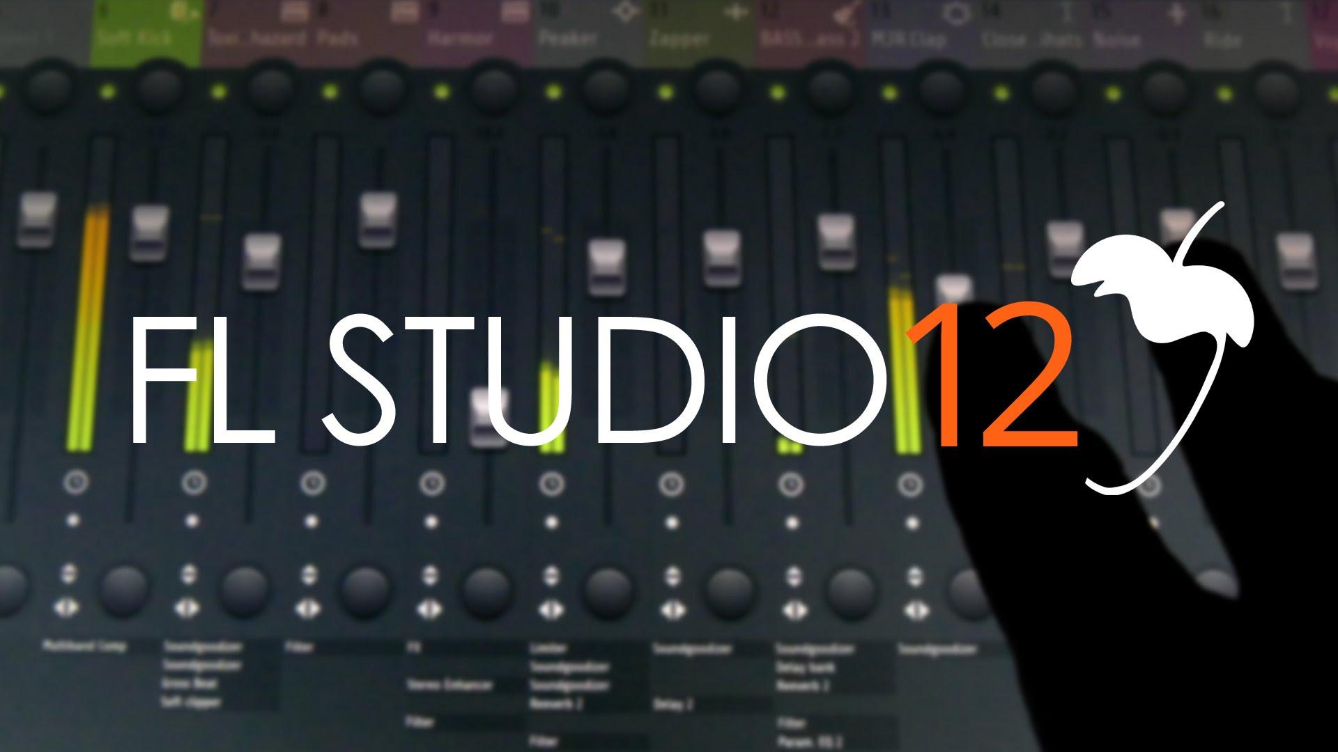 Fique por dentro do FL Studio 12 afrojack, Avicii, fl studio, fruity loops, image line, Martin Garrix, OLIVER HELDENS, Ummet Ozcan