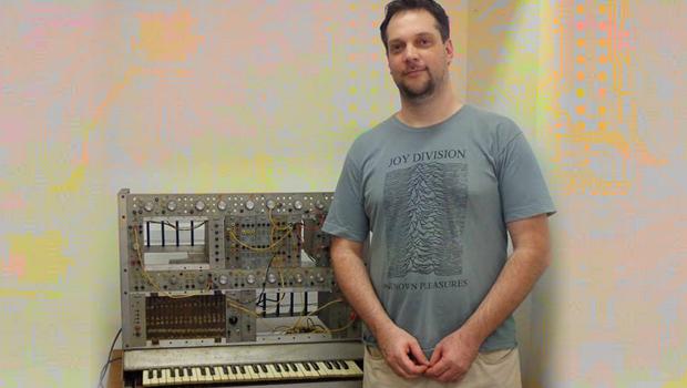 Workshop: História da Música Eletrônica: Segunda, 14/10