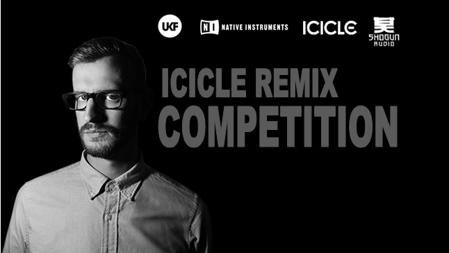 Native Instruments promove o Icicle remix contest remix contest