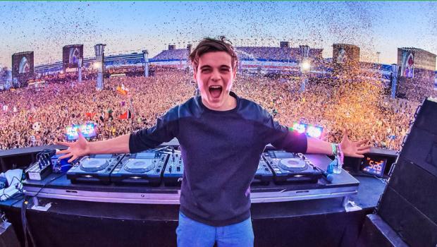 Martin Garrix quebra o record como o mais jovem, mais popular e mais rico DJ dj mag