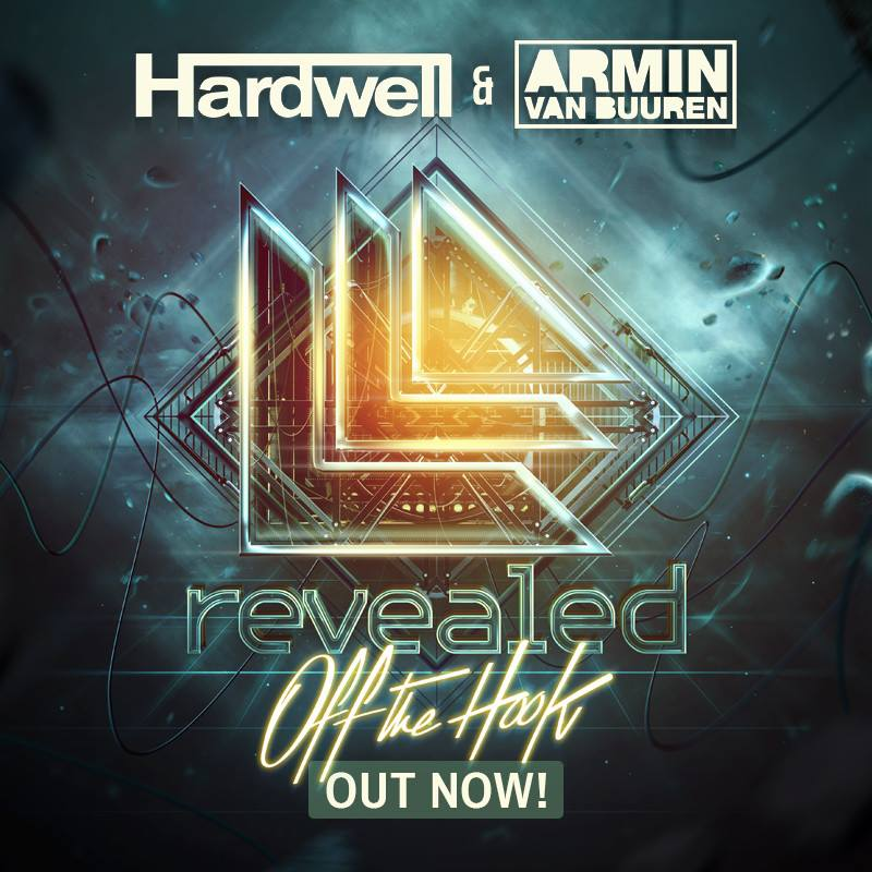 "Armin Van Buuren & Hardwell - ""Off The Hook"" armin van buuren, armind, collab, Hardwell, off the hook, revealed"