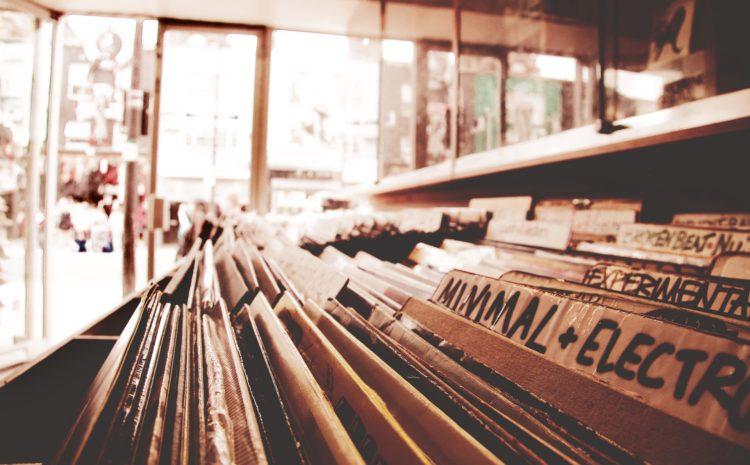 Onde pesquisar música eletrônica? história