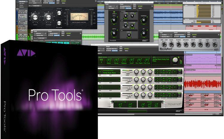 Conheça o Pro Tools, um dos DAWs mais populares do mercado avid
