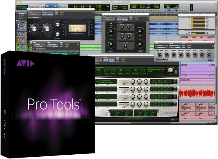 Conheça o Pro Tools, um dos DAWs mais populares do mercado avid, cubase, daw, digidesign, logic, midi, pro tools, samplitude