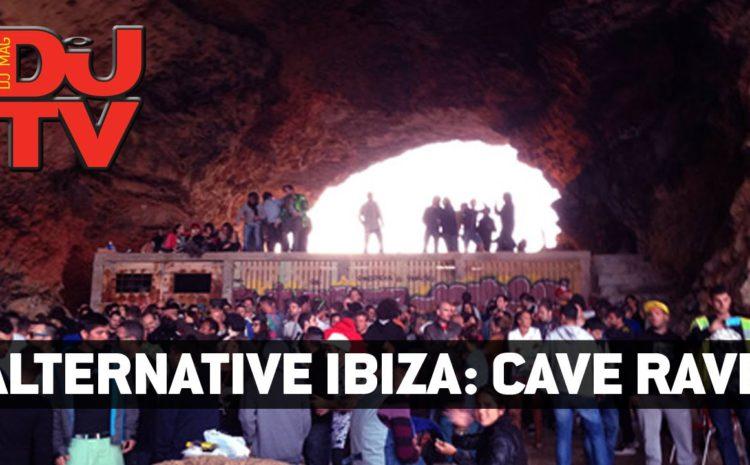 Rave na caverna? Em Ibiza? Clubs