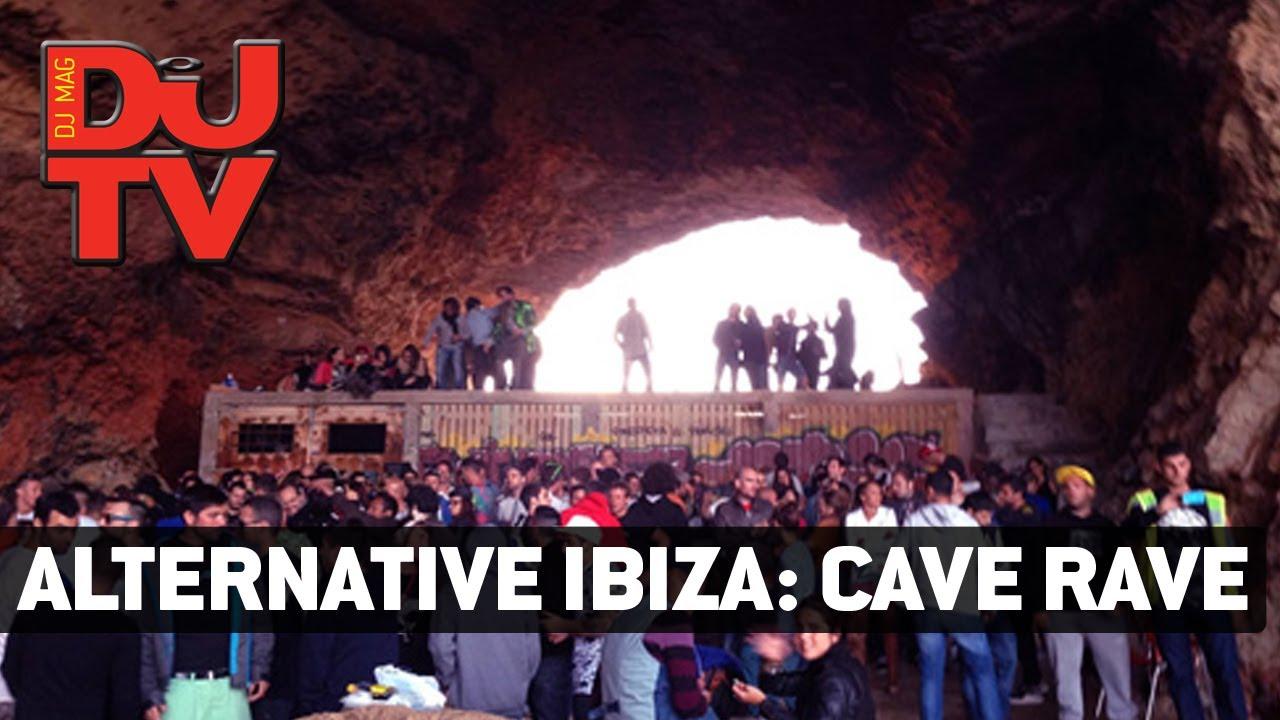 Rave na caverna? Em Ibiza? caverna, Clubs, Ibiza, rave