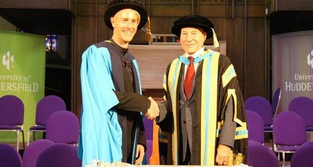 DR. Techno: Richie Hawtin agora tem um diploma de Techneiro richie hawtin