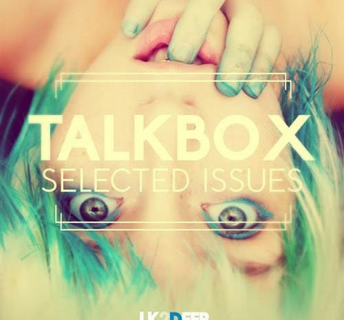 Talkbox - Selected Issues Ricardo G.