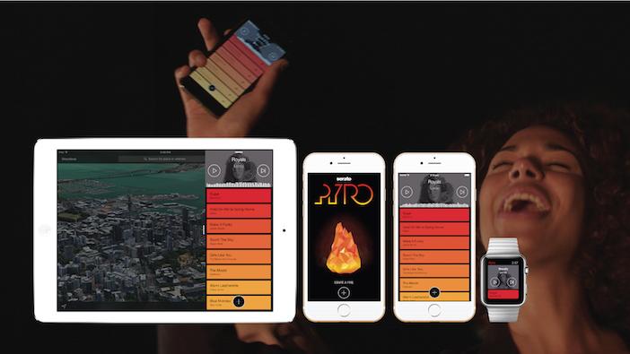 Serato Pyro: suas músicas mixadas em qualquer lugar app