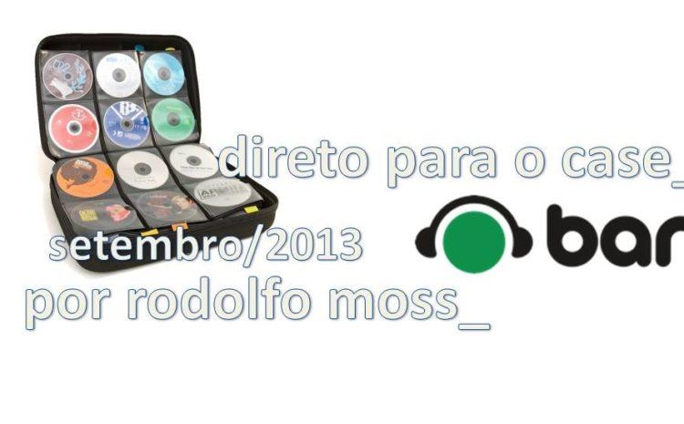 Direto Para O Case por Rodolfo Moss: As melhores de setembro! drum & bass