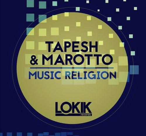 Tapesh & Marotto juntos no novo single da Lo kik Records single