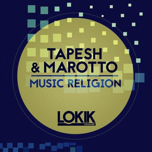 Tapesh & Marotto juntos no novo single da Lo kik Records lo kik, marotto, music religion, single, Tapesh, tech house