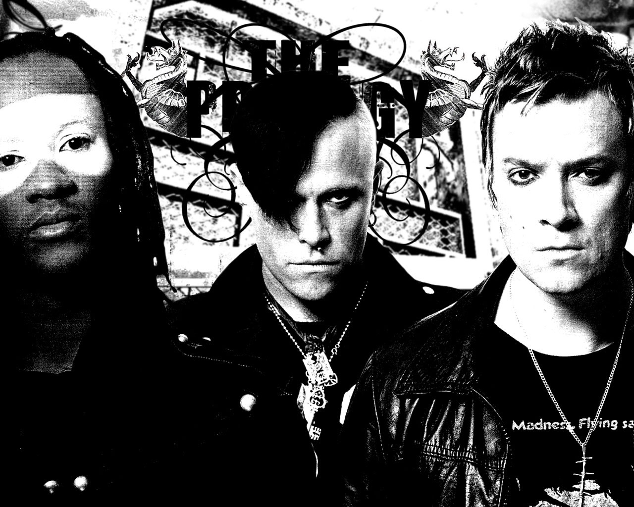 The Prodigy: nova gravadora, novo álbum e nova turnê a caminho break-beat, eletrônico, Liam Howlett, Rock, the prodigy, Three Six Zero Music, Warner Bros