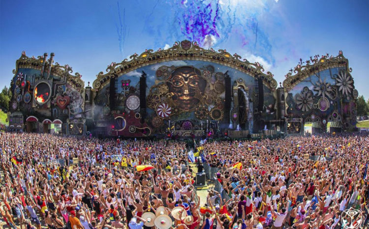 As 10 músicas mais procuradas no Shazam durante o Tomorrowland 2014 house music