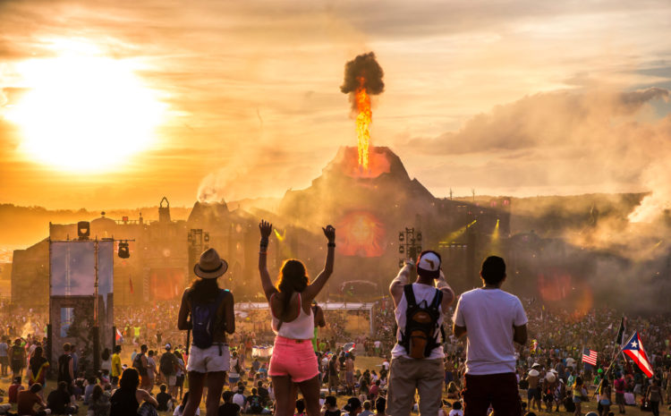 Tomorrowworld acontece neste final de semana em Atlanta tomorrowworld