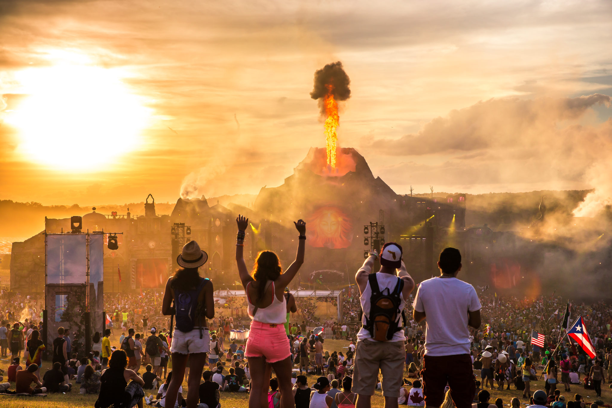 Tomorrowworld acontece neste final de semana em Atlanta Atlanta, The Key to Happiness, tomorrowworld