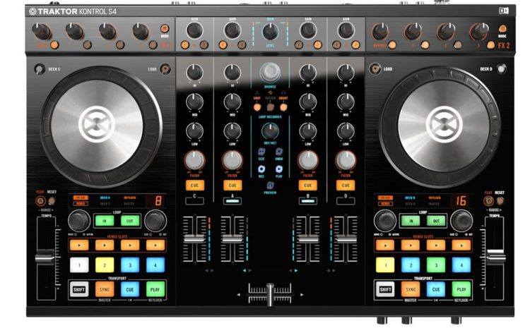 As novidades da Native Instruments na Expomusic 2013 dj will