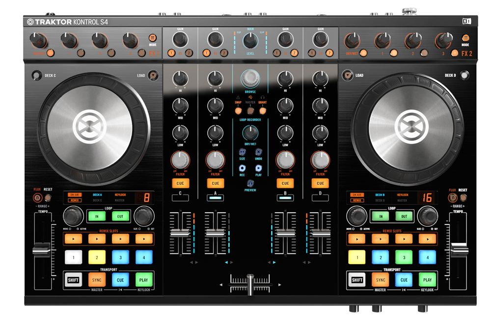 As novidades da Native Instruments na Expomusic 2013 dj will, Native Insturments, rene castanho, Traktor