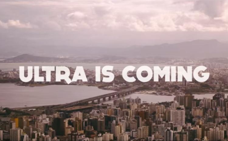 Vai ter Ultra no Brasil em 2016