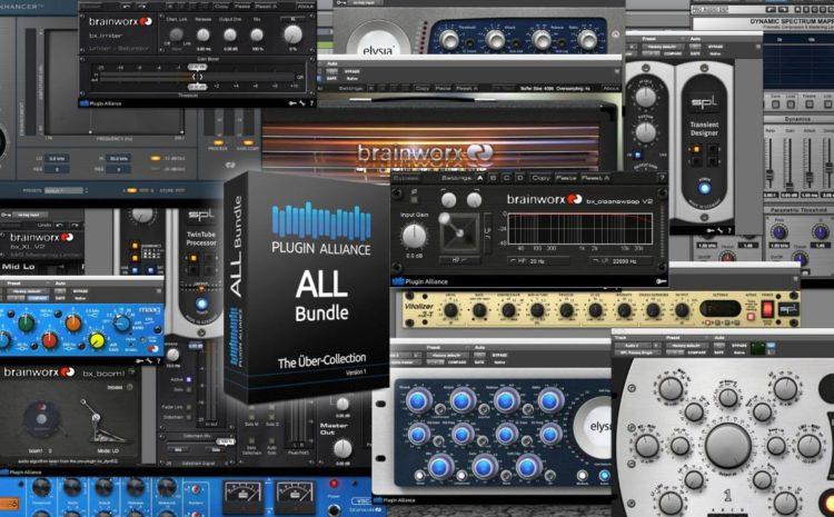 Fique por dentro do plugin Alliance para Mix e Master Plugin Alliance