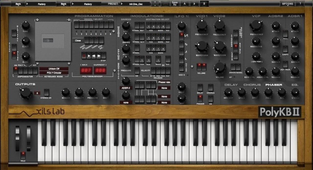 Conheça o sintetizador virtual Poly Kb II da Xils Lab Poly Kb II, Polykobol, sintetizador virtual, Softsynth, Xils Lab