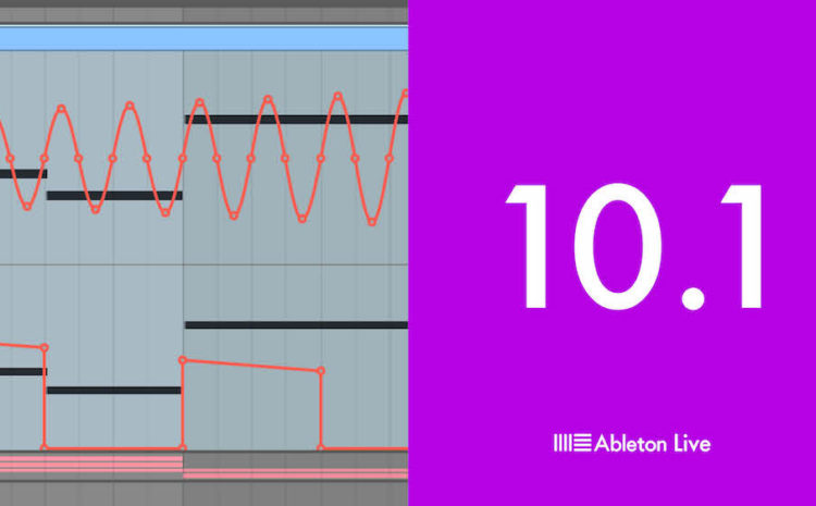 Update Ableton live 10.1 wavetable