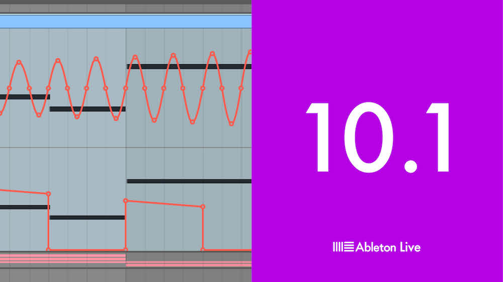 Update Ableton live 10.1 Ableton, Ableton Live, curso de producao musical, masterização, mixagem, Música, produção, Produção musical, wavetable