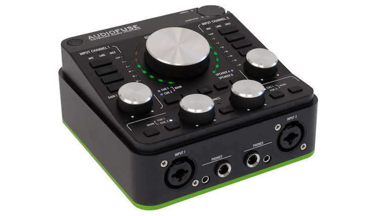 Arturia Audiofuse interface