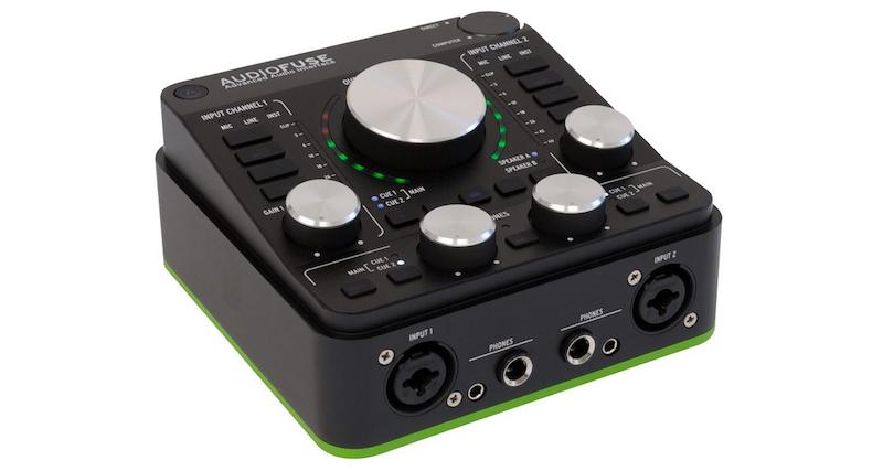 Arturia Audiofuse arturia, áudio, Audiofuse, gravação, hub, interface, Magento, plugin, som