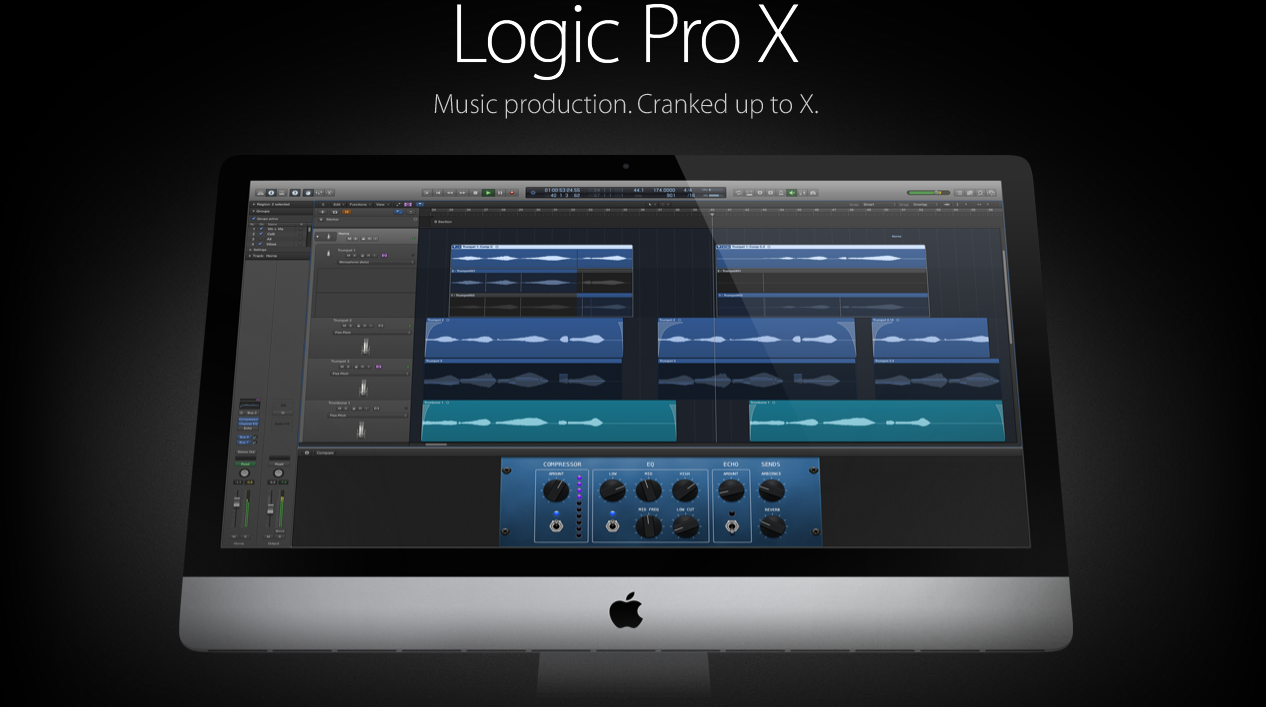 Fique por dentro do Logic Pro X Apple, Emagic, iOS, Notator Logic