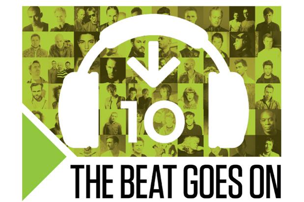 Beatport revela estatícas do site em comemoração aos seus 10 anos estatísicas