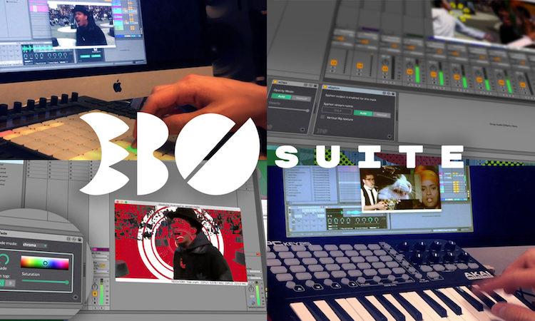 EBOSUITE - Produção audiovisual no Ableton. daw