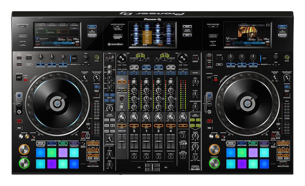 DDJ-RZX & Rekordbox Video controlador