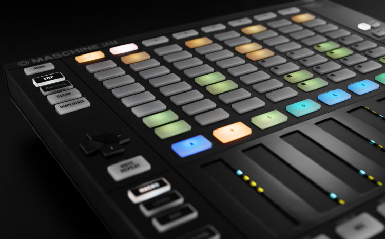 Native Instruments MASCHINE JAM native instruments