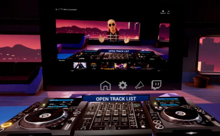TRIBE XR DJ SCHOOL UM SIMULADOR VR DE DJ DJ