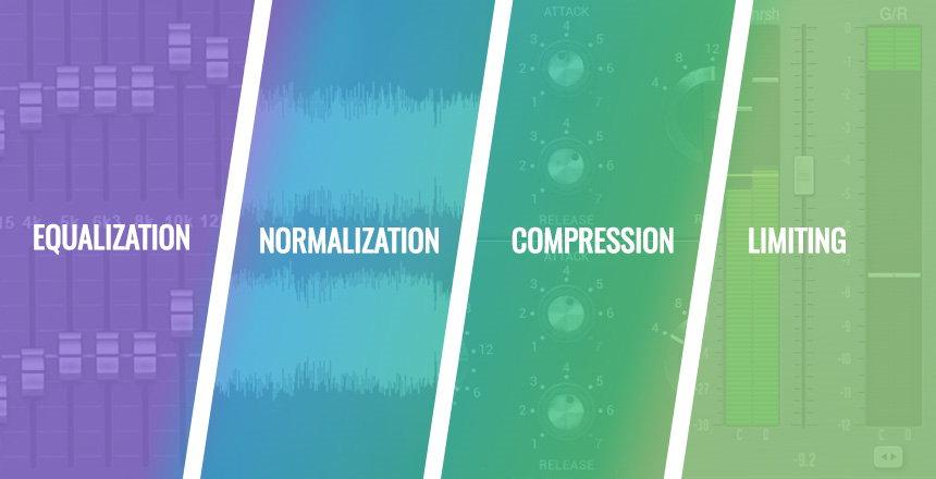 EQUALIZAR, COMPRIMIR, NORMALIZAR, LIMITAR Ableton Live, compressão, compressor, curso de mixagem, equalização, equalizador, masterização, mixagem, plugin