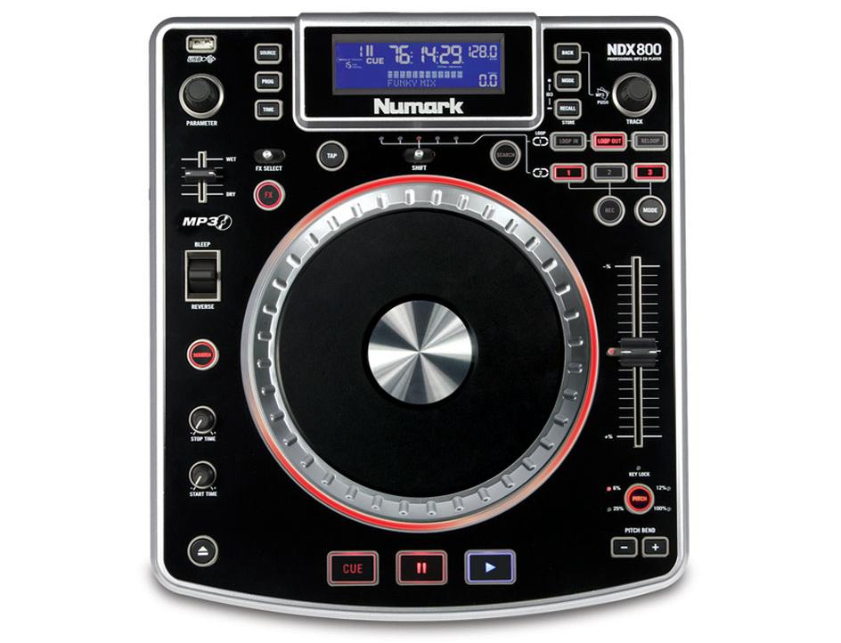 Multi-player NDX800, da Numark: Saiba tudo aqui cdj, controladora midi, icdx, ndx800, numark