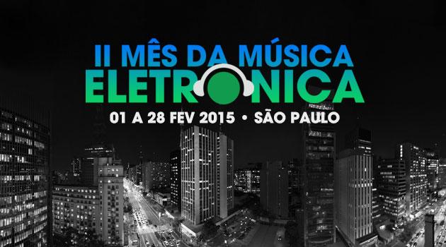 2º Mês da Música Eletrônica na DJ Ban curso de vj