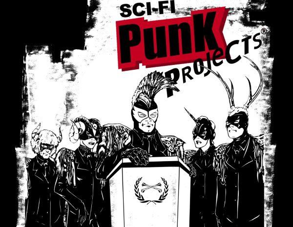 DJ Anderson Noise se reinventa com trilha para HQ de ficção científica álbum