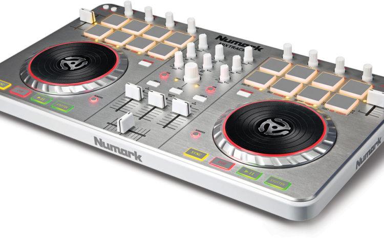 PROMOÇÃO: Compre na #DJBanLojaVIP e concorra a uma MIXTRACK II da Numark in music rands