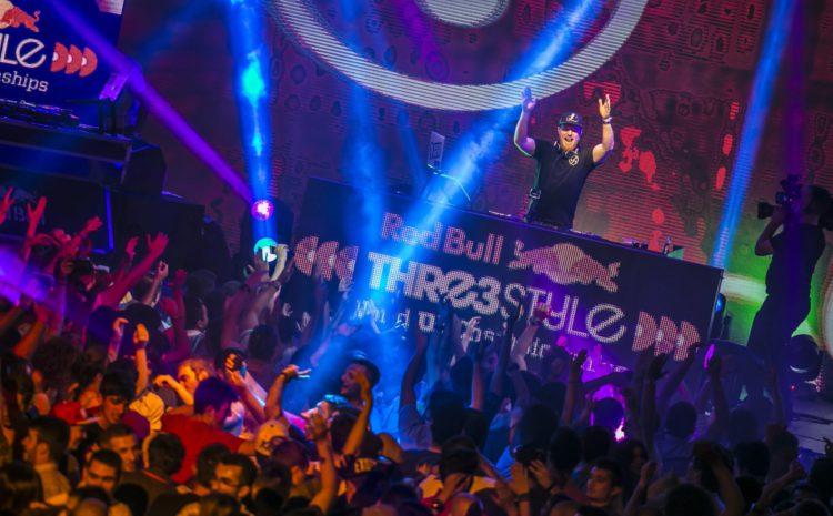 Rio de Janeiro recebe a final nacional do Red Bull Thre3Style #kontrolz2