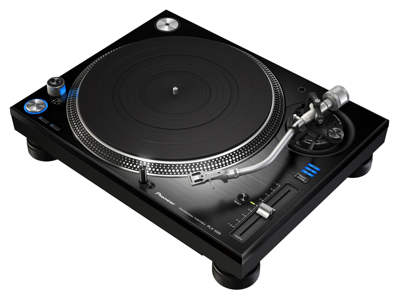 Conheça o toca discos Pioneer PLX-1000 pioneer, plx 1000, toca-disco, turntables