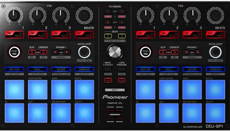 Conheça a Pioneer Digital DJ-SP1 ddj