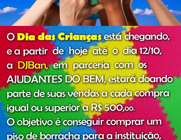 Natal Solidário: Ajude-nos a doar 200 panetones loja vip djban