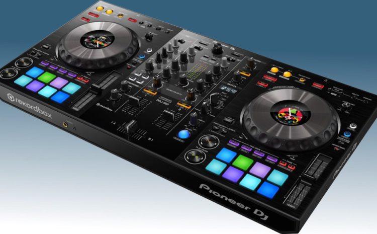 DDJ-800 Pioneer DJ pioneer