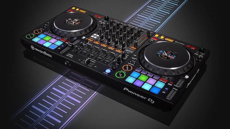 DDJ-1000 Pioneer DJ djset
