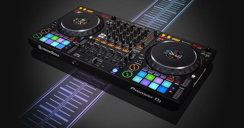 DDJ-1000 Pioneer DJ #cdj2000nx2, controladora, cue, ddj, ddj1000, DJ, djset, fx, hotcue, Magento, mix, pioneer, play, rekordbox