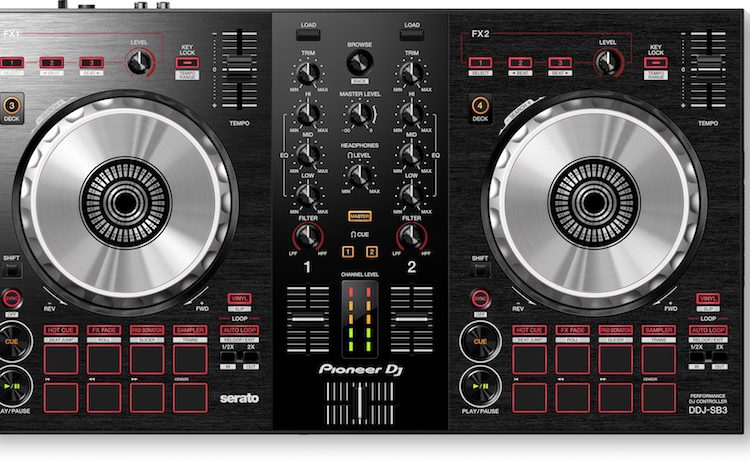 DDJ-SB3 Pioneer DJ, o que mudou? serato lite