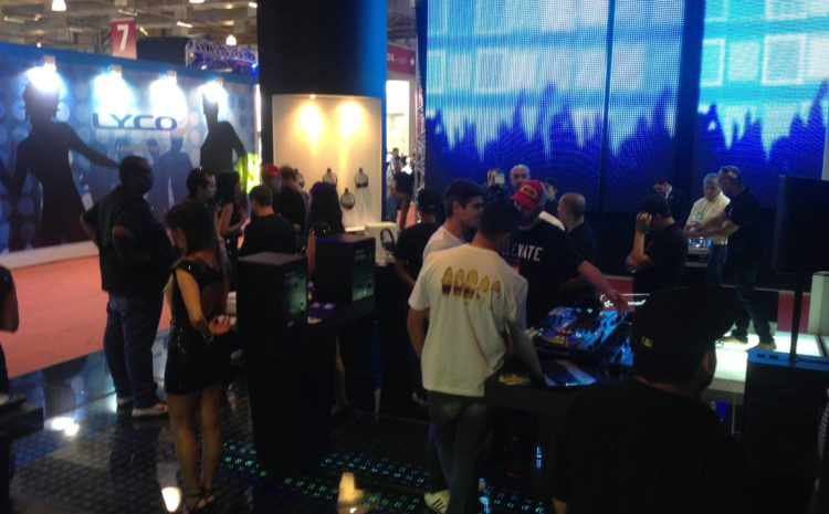 EXPOMUSIC 2016 pioneer